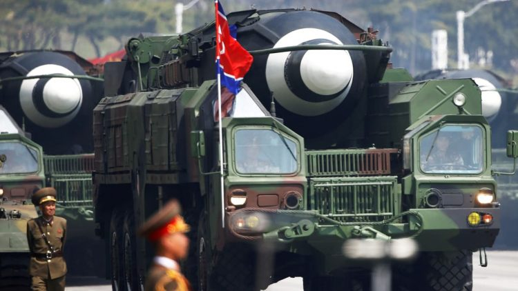 Informe: Corea Del Norte Pidió A Israel $ 1 Mil Millones En Efectivo Para Detener La Venta De Misiles A Irán.