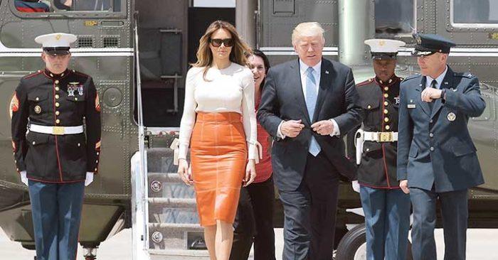En Vísperas De La Cumbre De La OTAN, Trump Envía Un Contundente Mensaje A Sus Miembros.