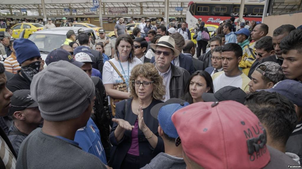 EEUU: Migración Venezolana A Países Vecinos Podría Llegar A 3 Millones Para Fin De Año.