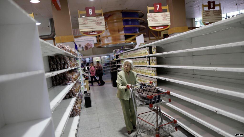 EE.UU. Y Otros Países Acusan A Venezuela De Robar Fondos De Programa Alimentario.