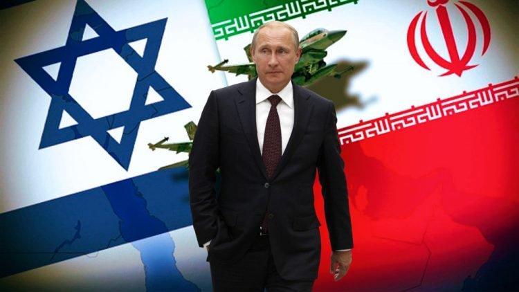 Moscú Alerta De Que Los Choques Entre Israel E Irán En Siria Pueden Descontrolarse.