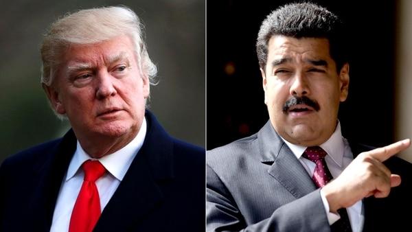 Estados Unidos Negó Que Planeara Invadir Venezuela.