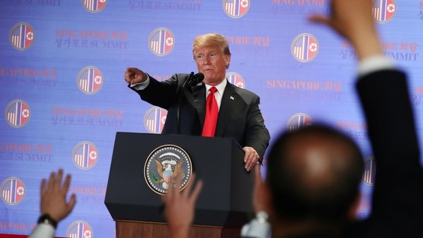 Guerra Comercial: Donald Trump Acusó A China Y La Unión Europea De Manipular Sus Monedas Para Obtener Beneficios.