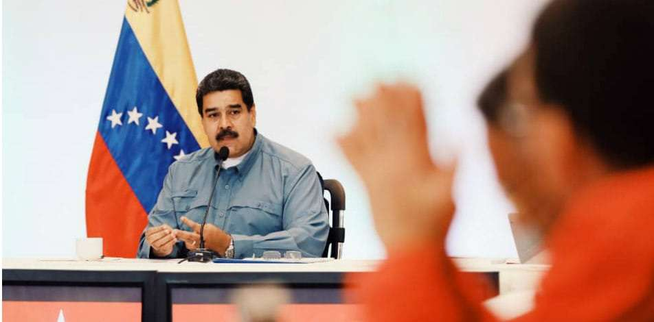 EEUU: Maduro En Centro De Investigaciones Por Lavado De Dinero De PDVSA.