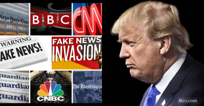 """La Campaña Anti-Trump En Los Medios Ha Llegado A Un Extremo """"enfermizo"""", Afirman Analistas Políticos."""