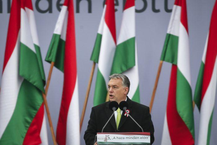 El Respaldo A Orban En Hungría Y Su Creciente Popularidad En Otros Países Pone En Dramática Evidencia El Fracaso De Merkel.