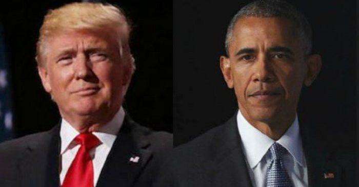 """Trump Cuestiona La Inacción De La Administración Obama Tras El """"hackeo""""ruso."""
