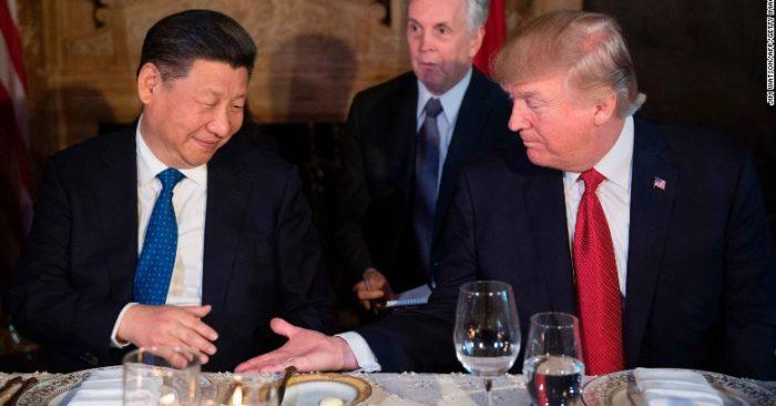 """Trump: """"Necesitamos Reciprocidad En El Comercio Con China"""""""