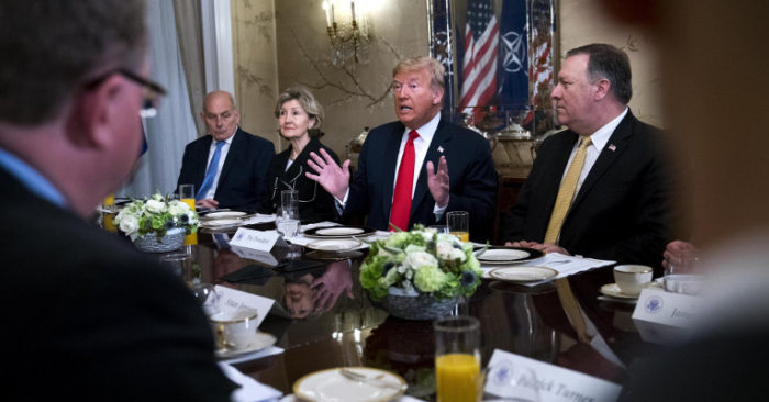 OTAN: Trump Califica De «morosos» A Los Aliados Y A Alemania De Ser «prisionera» De Rusia.