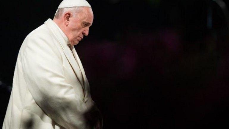 """El Papa Acepta Que Iglesia """"ignoró"""" Durante Mucho Tiempo Los Abusos Sexuales."""