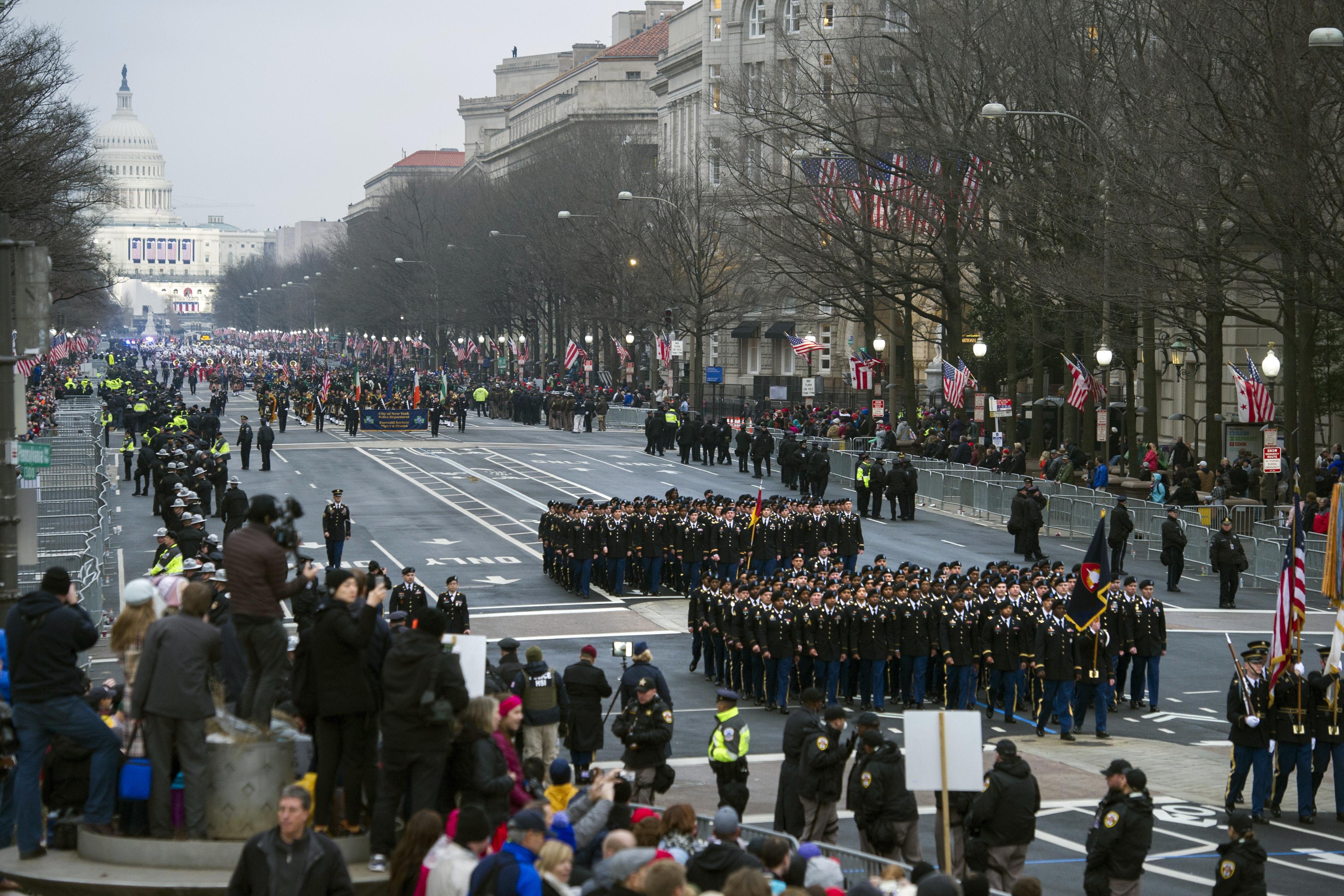 El Pentágono Posterga El Desfile Militar De Trump Hasta 2019.