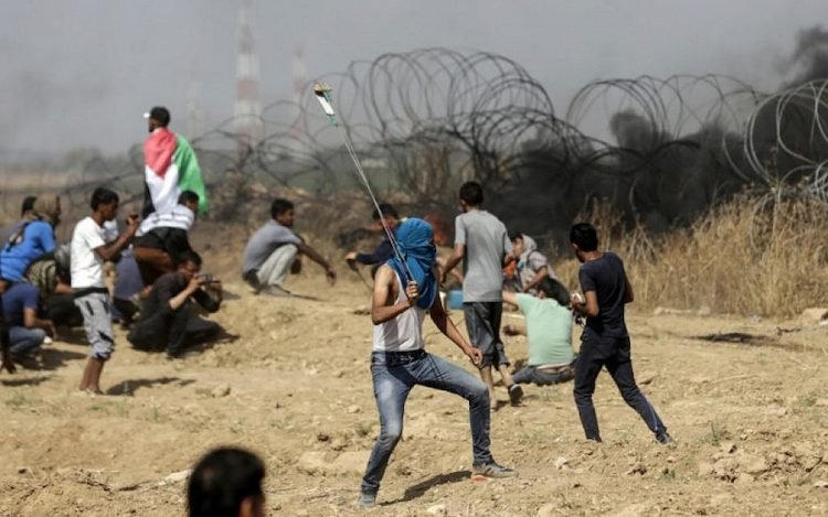 """Lieberman: Todas Las Víctimas De La """"Marcha Del Retorno"""" Eran Miembros De Hamás."""