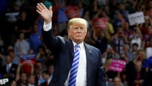 Donald Trump Defendió A Paul Manafort Y Aseguró Que Su Condena No Tiene Nada Que Ver Con él O La Trama Rusa.