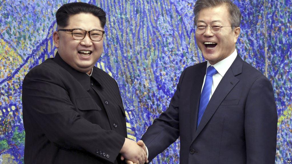 Kim Jong Un Y Moon Jae-in Volverán A Reunirse En Pyongyang.