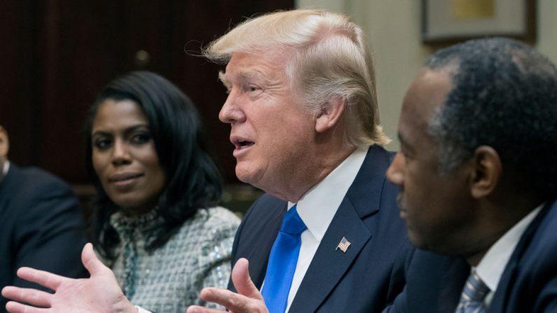Campaña De Trump Inicia Acción Legal Contra Omarosa Por Millones De Dólares