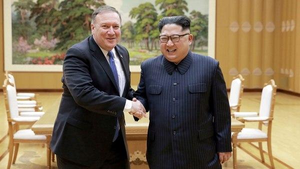 Trump Canceló El Viaje A Corea Del Norte Del Secretario De Estado Mike Pompeo.