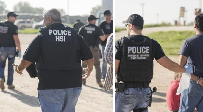 EE.UU.: Seguridad Nacional Apunta A Empresas Que Engañan A Inmigrantes Ilegales.