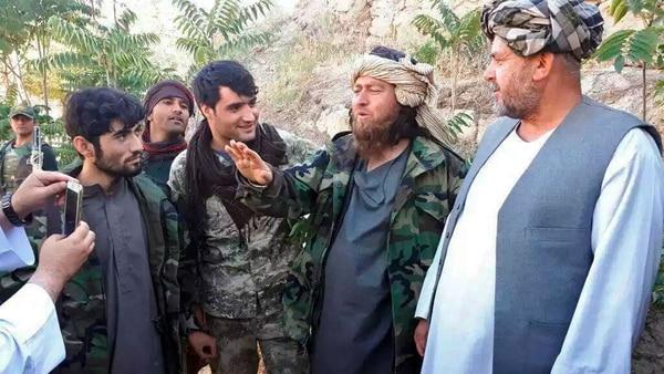 Más De 150 Combatientes Del Estado Islámico Se Entregaron En Afganistán.