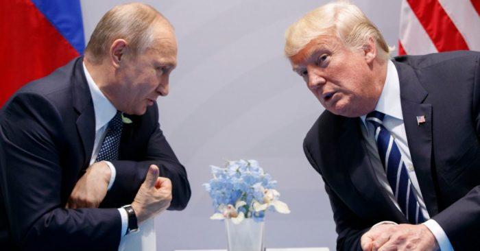 Senador Estadounidense Entregó Una Carta De Trump A La Administración De Putin