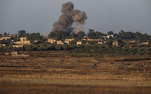 Las FDI Mataron A Siete Terroristas Del Estado Islámico, A Solo 200 Metros De La Frontera Israelí.