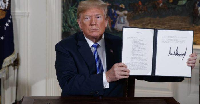 En Qué Consisten Las Nuevas Sanciones De Estados Unidos A Irán.