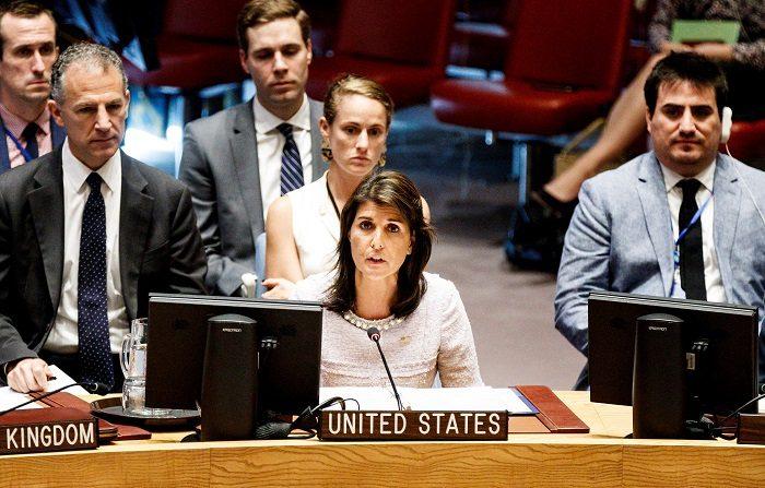 EE.UU. Convoca Reunión Sobre Nicaragua En El Consejo De Seguridad De La ONU.
