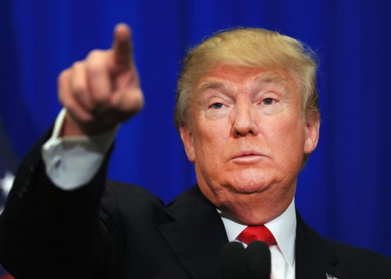 Donald Trump Le Respondió A La Carta Anónima Y Crítica De Un Funcionario De La Casa Blanca En El New York Times.