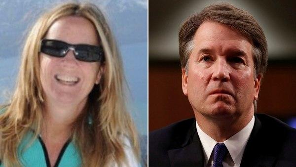 El Senado De EEUU Rechazó Las Concesiones Solicitadas Por La Mujer Que Acusa De Abuso Sexual A Brett Kavanaugh.