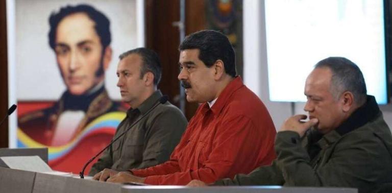 """Estados Unidos Confirma De Manera Oficial El """"narcoestado"""" En Venezuela."""