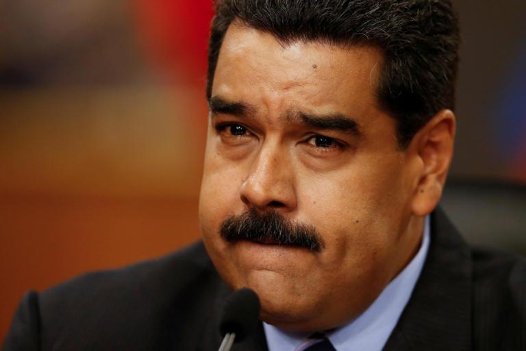 MADURO, EL HOYO NEGRO DE VENEZUELA.