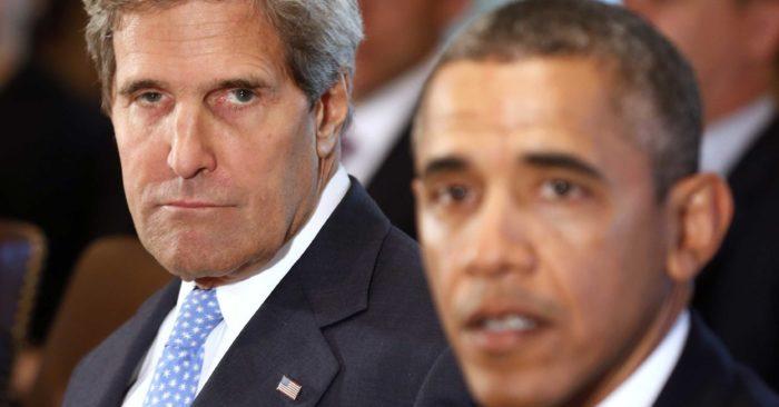 Fuertes Críticas A La 'diplomacia Clandestina' De John Kerry Para Que Continúe El Acuerdo Con Irán.
