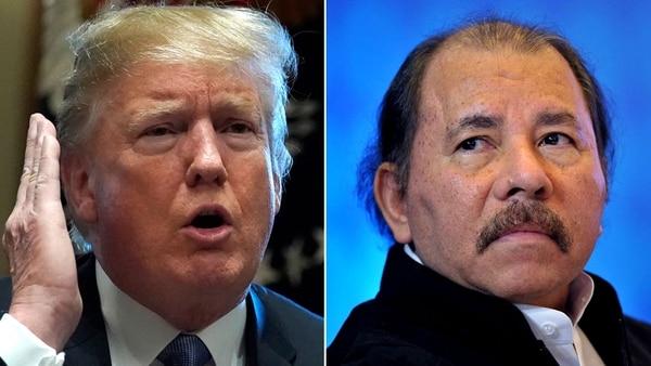 """Estados Unidos Descartó Una Reunión Entre Trump Y Ortega: """"Mientras Sigan Violando Los Derechos Humanos, No Hay Nada Que Hablar""""."""