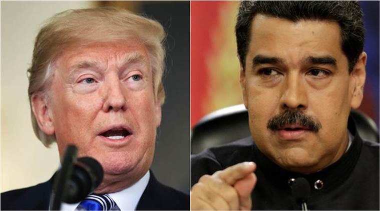 """EE.UU. Anuncia Una """"serie De Acciones"""" Inmediatas Contra Venezuela."""