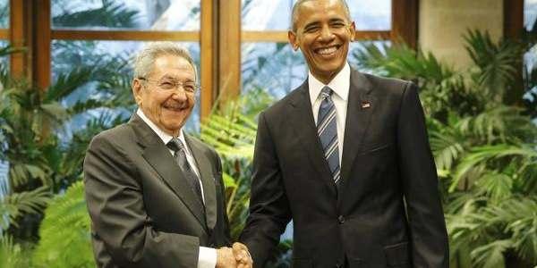Barack Obama Puso Fin A La Política De Otorgar Residencia A Cubanos Que Entran A EEUU Sin Visa