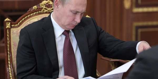 Putin Niega Tener Informe Comprometedor Sobre Trump.