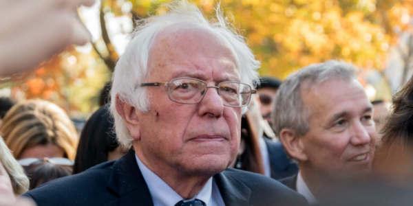 Sanders Elogia A Trump Por Romper Con TPP Y Ofrece Colaboración