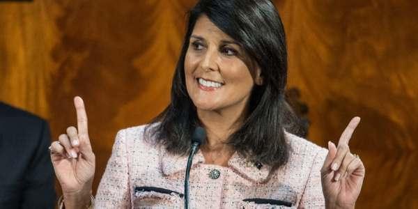 Nueva Embajadora Evangélica Defenderá A Israel Ante La ONU
