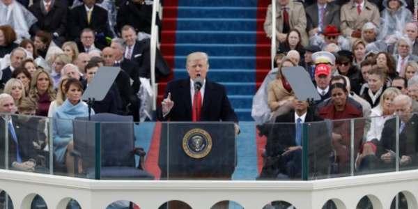 """Donald Trump Promete Una Nueva Visión: """"EE.UU. Primero"""""""