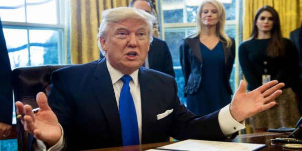 Trump Reactiva Construcción De Polémicos Oleoductos Que Obama Había Vetado