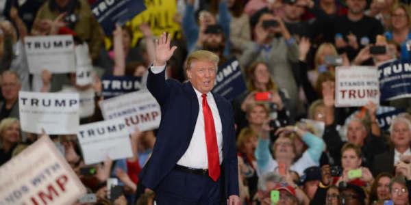 Trump Y Los Medios De Comunicación
