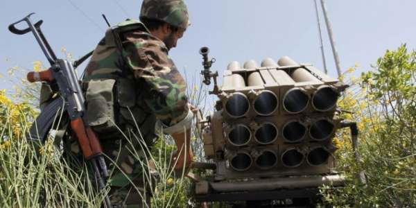 Informe: Irán Instala Fábricas De Cohetes Subterráneas En El Líbano