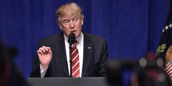 Donald Trump Publicó Una Lista De Inmigrantes Criminales.