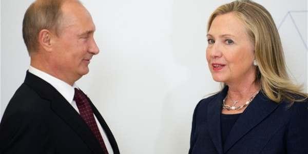 Trump Insta A Investigar Los Lazos Del Matrimonio Clinton Con Rusia.