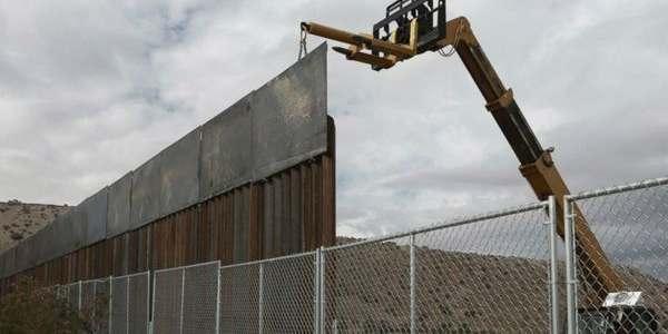 Donald Trump Exigió A Las Constructoras Que El Muro En La Frontera Sea De 9 Metros De Alto