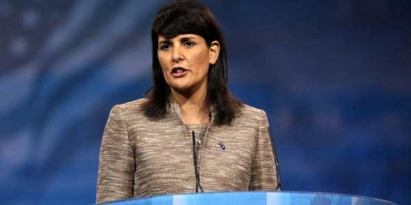 ONU: Nikky Haley Devuelve La Dignidad A La Misión De EEUU.