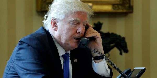 """Donald Trump Habló Con Theresa May Después Del Atentado En Londres Y Ofreció Su """"total Apoyo"""""""