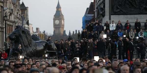 Un Anciano Fallece Después Del Ataque Terrorista En Londres.