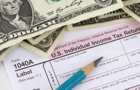 Estados Unidos: Día De La Declaración De Impuestos.
