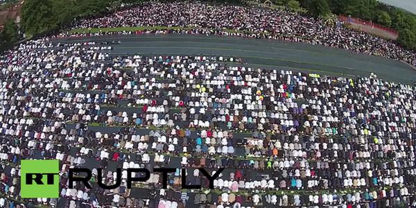 Londonistán: 423 Mezquitas Y 500 Iglesias Cerradas.