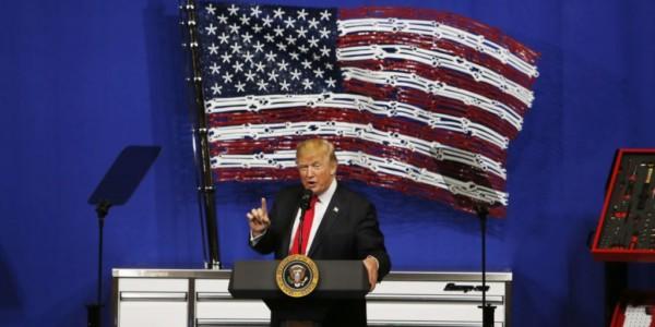 Trump Ordena Revisión Del Acuerdo Nuclear Con Irán.